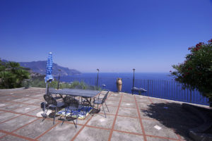 Terrace | Terrace & Sea View Garden Deluxe Grand Hotel Excelsior Amalfi